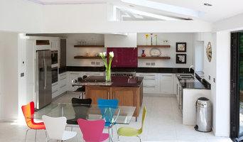 American Style, Open Plan Kitchen