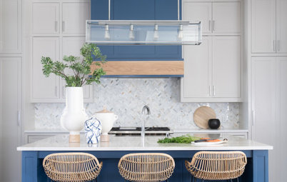 10 Ways to Add Blue to a Kitchen — and 10 Blues Worth Considering