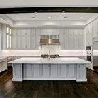 White Transitional Kitchen Transitional Kitchen New