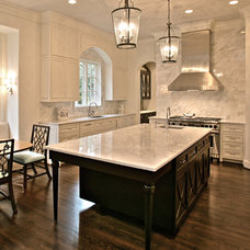 Modern Kitchen by Isler Homes