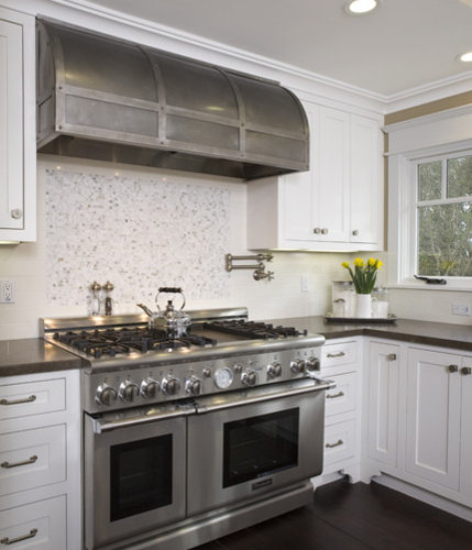 Kitchen Art Lafayette: Pewter Range Hood Home Design Ideas, Pictures, Remodel And