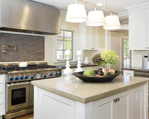 ideas remodel pictures with matchstick tile backsplash houzz
