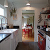 Kitchen of the Week: A Galley Kitchen in Wine Country