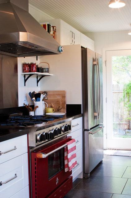 Farmhouse Kitchen by Amy A. Alper
