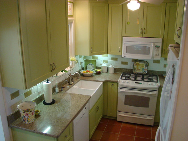 Eclectic Kitchen by Amy Birdsong