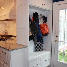 Contemporary Kitchen by Redman Design Studio