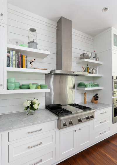 Coastal Kitchen by Matthew Bolt Graphic Design