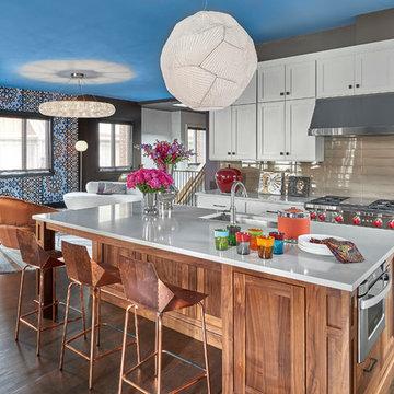 An Adventurous Home - Kitchen