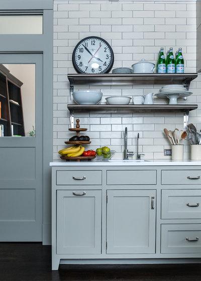 Modern Küche by Fivecat Studio | Architecture