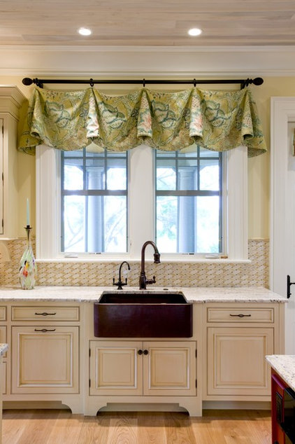 Eclectic Kitchen by Buffington Homes South Carolina