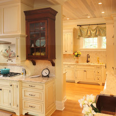 Traditional Kitchen by Buffington Homes South Carolina
