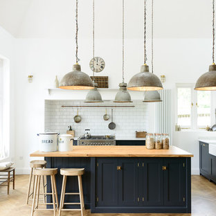 This is an example of a classic kitchen in Other.