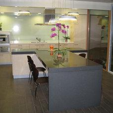 Contemporary Kitchen An Eichler Home