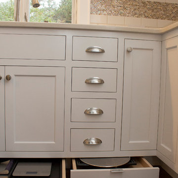An Elegantly Functional Kitchen in Durham