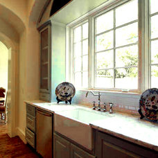 Traditional Kitchen by Parker Stuckey Residential
