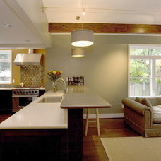 Contemporary Kitchen by jARCHITECTS: Jim Rymsza, AIA