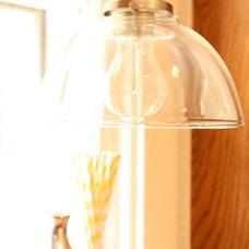 Farmhouse Kitchen by katie rusch design