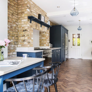 An Industrial Style Bespoke Kitchen by Burlanes