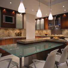 Contemporary Kitchen by Shuster Design Associates