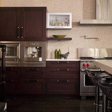Contemporary Kitchen by Caden Design Group