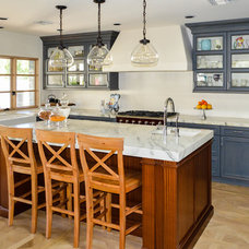 Traditional Kitchen by Bellmont Cabinet Co.