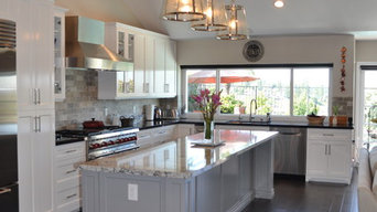 Anaheim Hills - Structural work & Custom kitchen remodel