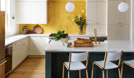7 Winning Color Palettes From Spring 2020's Top Kitchens