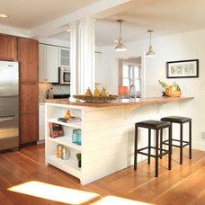 Contemporary Kitchen by Sethbennphoto