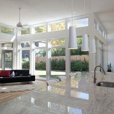 Modern Kitchen by ANDERSEN WINDOWS