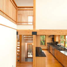 Contemporary Kitchen by CAST architecture
