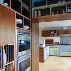Modern Kitchen by Kerf Design