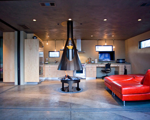 Indoor Fire Pit Houzz