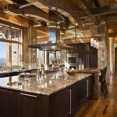 Contemporary Kitchen by Locati Architects