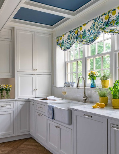 Traditional Kitchen by Beaulieu Cabinetry, Inc.