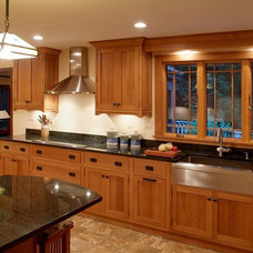 Traditional Kitchen by Blackdog Design Build Remodel