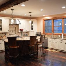 Traditional Kitchen by Blue Ridge Kitchens & Baths