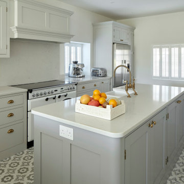 Andover Traditional Shaker Kitchen