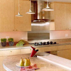 Contemporary Kitchen by Andre Rothblatt Architecture