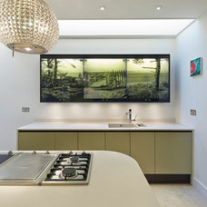 Contemporary Kitchen by Mark Collett Design and Build