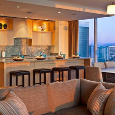 Contemporary Kitchen by Andrea Braund Home Staging & Design