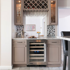 Traditional Kitchen by Tewksbury Kitchens & Baths