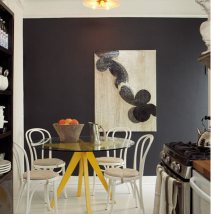 Contemporary Dining Room by Andrew Flesher Interiors