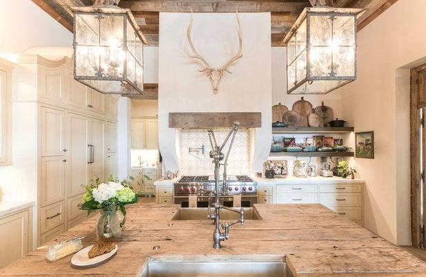 Farmhouse Kitchen by Æ Interiors