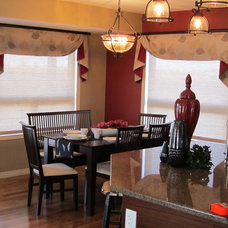 Traditional Kitchen by Absolute Custom Designs/ Angie & Sean Stroud