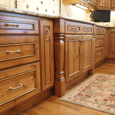 Traditional Kitchen by Ann Marie Smith