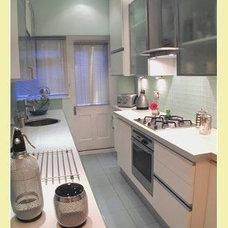 Contemporary Kitchen .: Anna Revel-Chion :: Portfolio :.