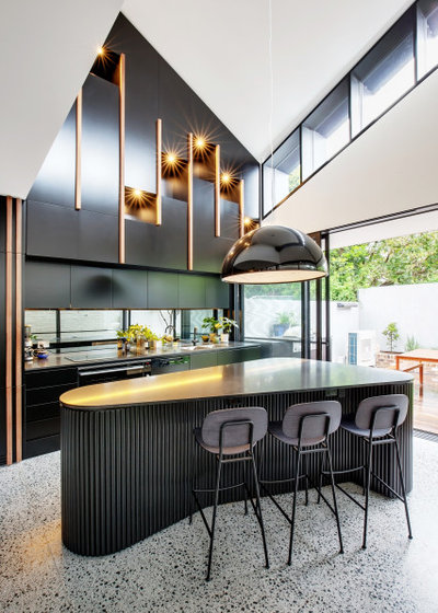 Contemporary Kitchen by HBH Joinery