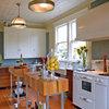 Kitchen of the Week: Preservation Instincts Create Vintage Modern Style