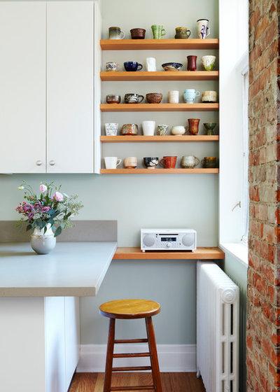 Современный Кухня by Mazzie Design