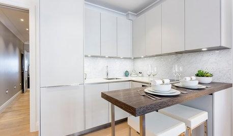 8 Small L-Shaped Kitchens Hide Big Ideas